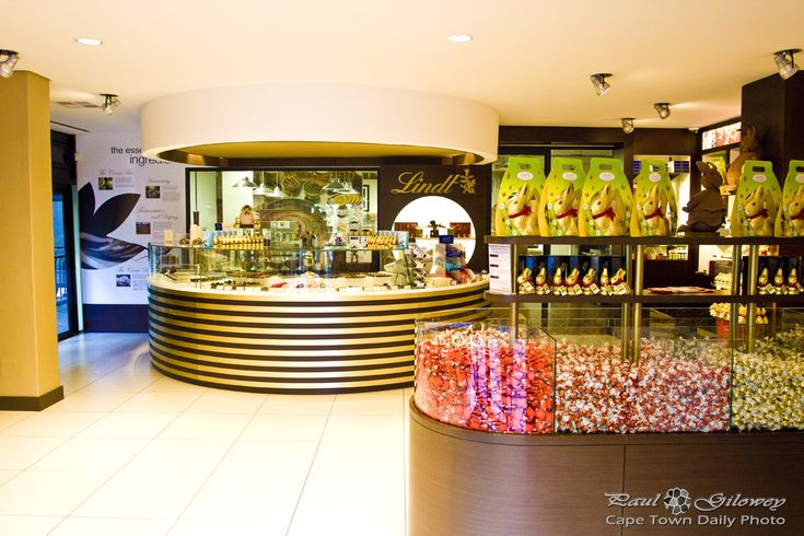 Visit the Lindt Chocolate Factory for a yummy date idea. Situated in Cape Town as well as Fourways Johannesburg  http://chocolatestudio.co.za