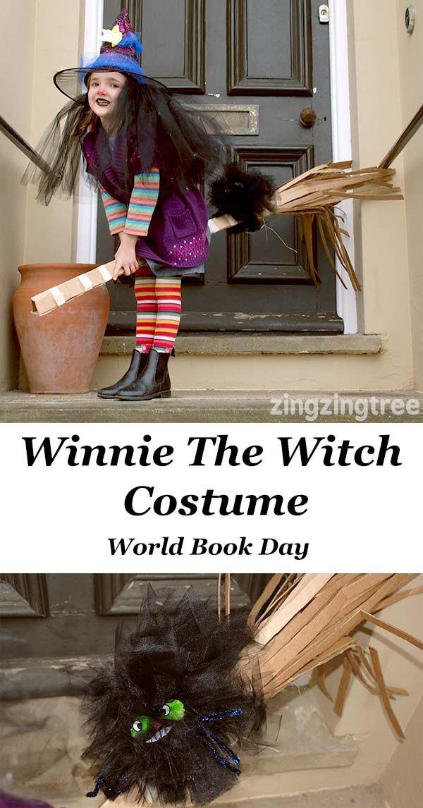DiY Winnie The Witch Costume