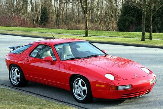 Porsche 928. My dream car when I was 20.