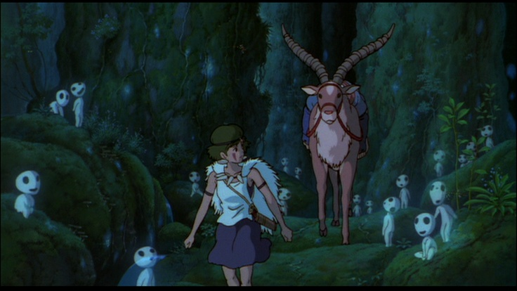 Princess Mononoke has been one of my favorite films since I first saw it 12 years ago.