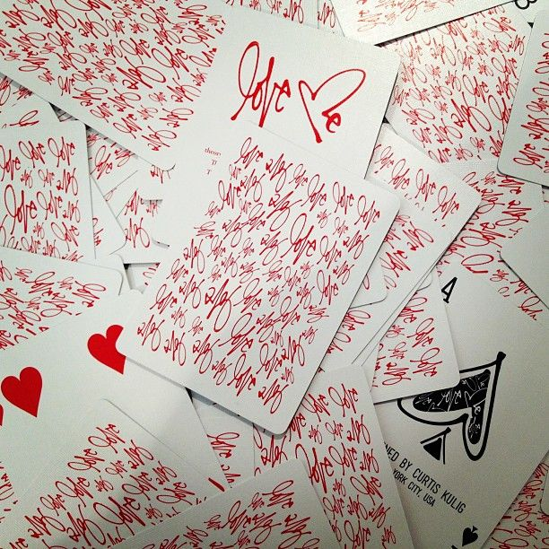 58 best images about Playing Cards – Valentine Playing Cards