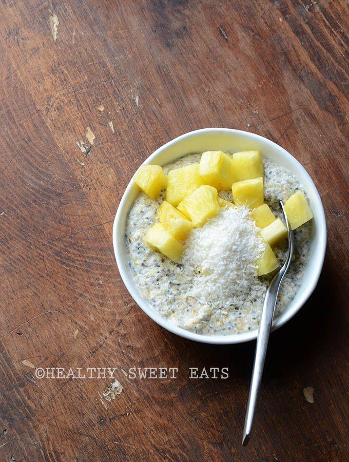 My Favorite Noatmeal (aka Low-Carb Oat-Free Porridge): The Basic Recipe and 6 Variations