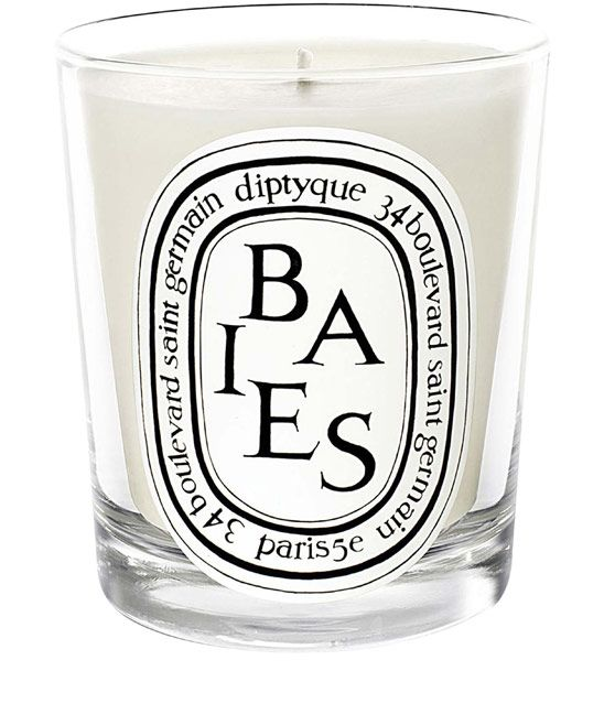 Baies scented candle from Diptyque #LibertyBeauty