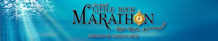 Little Rock Marathon   Arkansas' Race For Every Pace  We are registered!