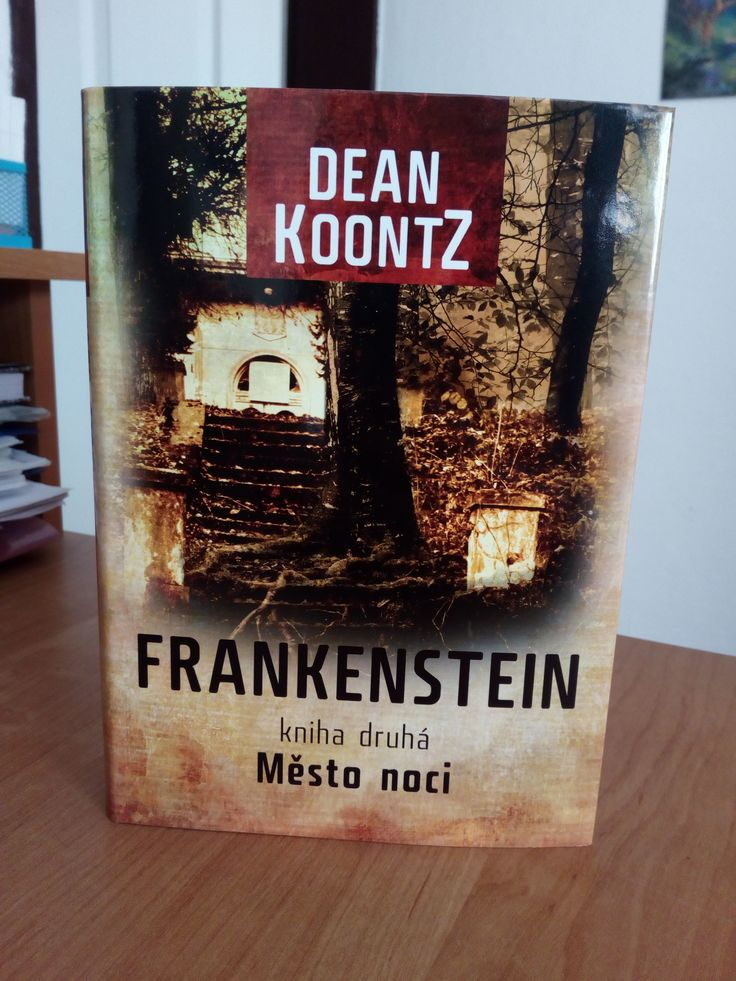 Frankenstein Book Two: City of Night