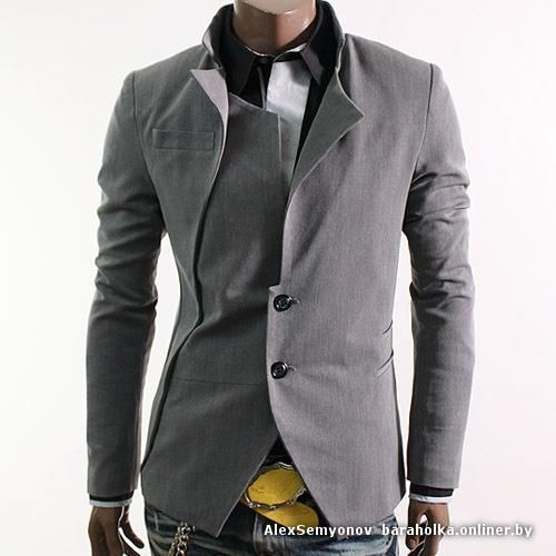 Стильные модные мужские пиджаки фото