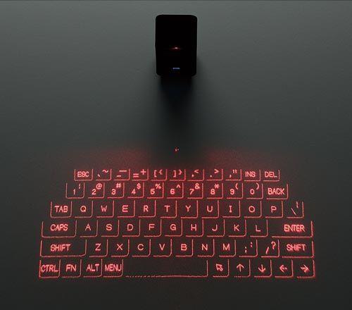 Elecom Projection Bluetooth Keyboard
