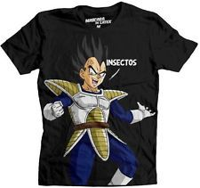 Mascara De Latex Vegeta insectos shirt