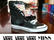 #shoes #boots Kim Saigh for Vans.