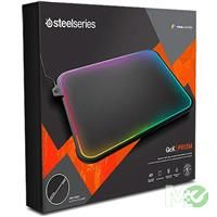 Steelseries QcK Prism Dual Surface RGB LED Mouse Pad