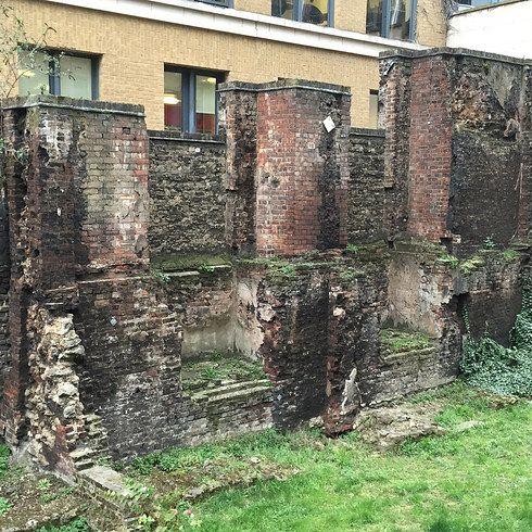 Roman London Walk