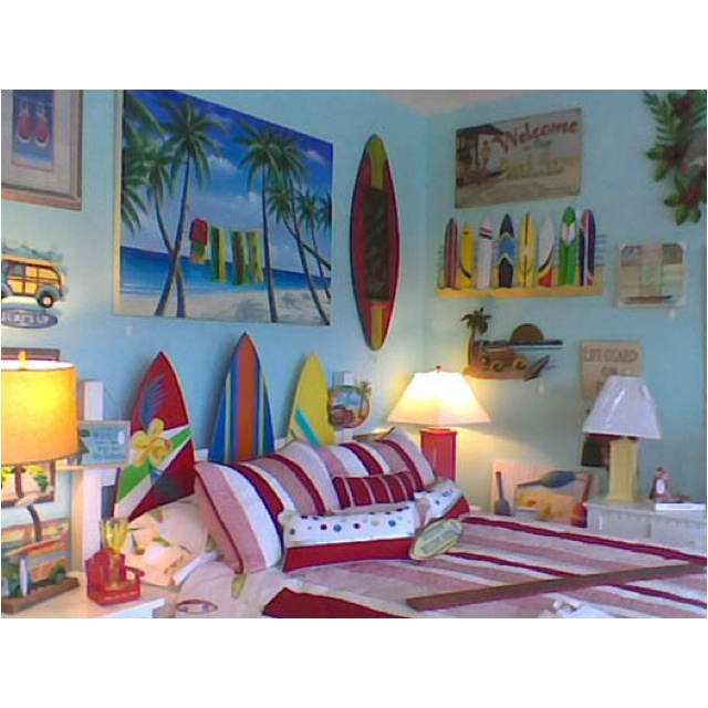 24 best images about chaz 39 s future bedroom on pinterest for Bedroom beach theme ideas