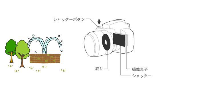 デジタル一眼レフカメラの基礎知識 - 露出 | Enjoyニコン | ニコンイメージング