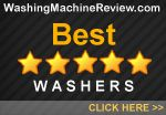 Washing Machines Review - brand reviews, top washers,  dryer reviews - General Electric, Samsung, LG, Kenmore, Whirlpool, Maytag, Bosch, Amana, Frigidaire, Ariston, Asko, Blomberg, Danby, Electrolux, Miele, Fagor, Speed Queen