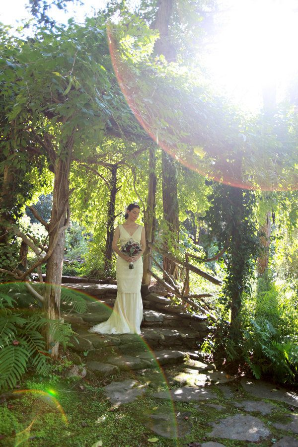 We'll be sure to capture the beauty of nature for our ceremony #RHDreamWeddingSweepstakes