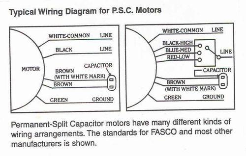 Electric Motor Capacitor Wiring Diagram L 818cd73d8a5d2d0d Jpg 500 318 Electrical Diagram Heat Pump Air Conditioner Electric Motor