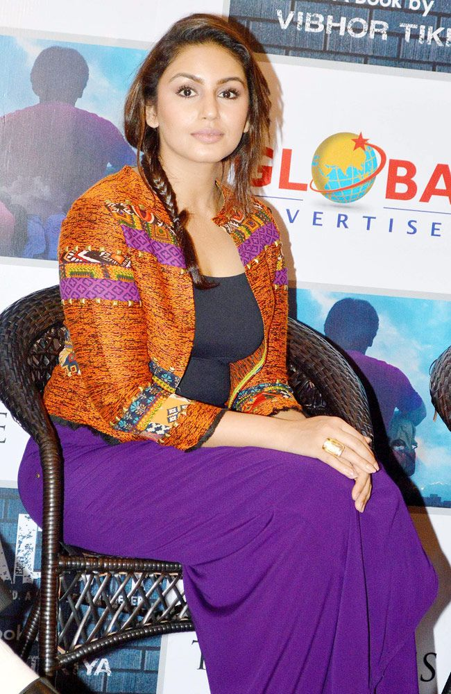 Huma Qureshi at a book launch. #Bollywood #Style #Fashion