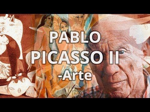 ▶ Pablo Picasso II (Málaga, 1881 - Mougins, 1973) - Grandes Maestros del Arte - Educatina - YouTube