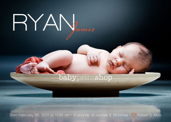 Modern Baby Birth Announcement: Photos, Babies Photography, Babies, Baby Birth Announcements, Dan Comaniciu, Children, Child Photography, Portraits, Newborn