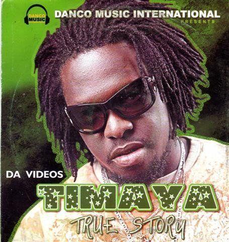 Timaya - True Story Da Video - Video CD