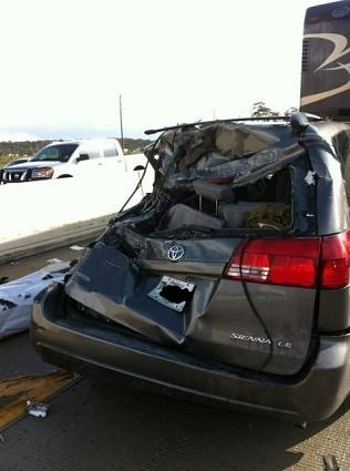 is rear facing safe when youre rear ended such a scary crash so important to me my kids rear face