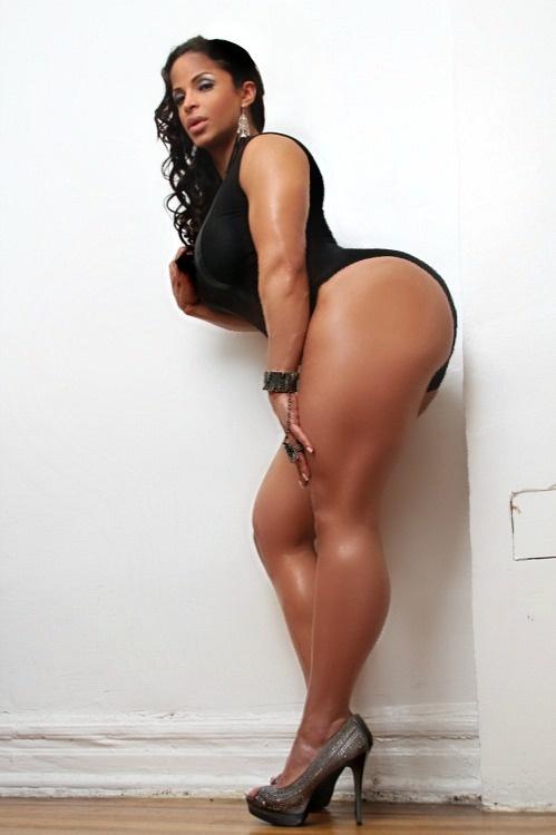 Big black booty african-3589