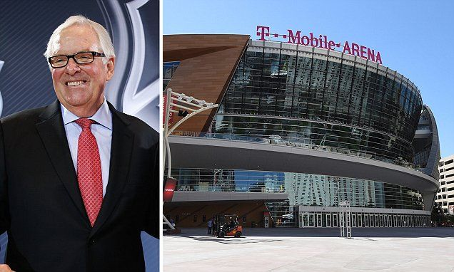 Okay...let me get this right...the building cost was $375,000,000 American dollars...and an NHL team that will play at the most 70 games in the building per year....cost $500,000,000...and that is just the fee to get a team...it doesn't include anything else...no players, coaches, equipment, etc.  If a new NHL team in Las Vegas costs $500,000,000 what do some of the lower NHL equal in value.  These numbers are somewhat unnerving.  Yet, good for the NHL, good for sports, good for the mostly…