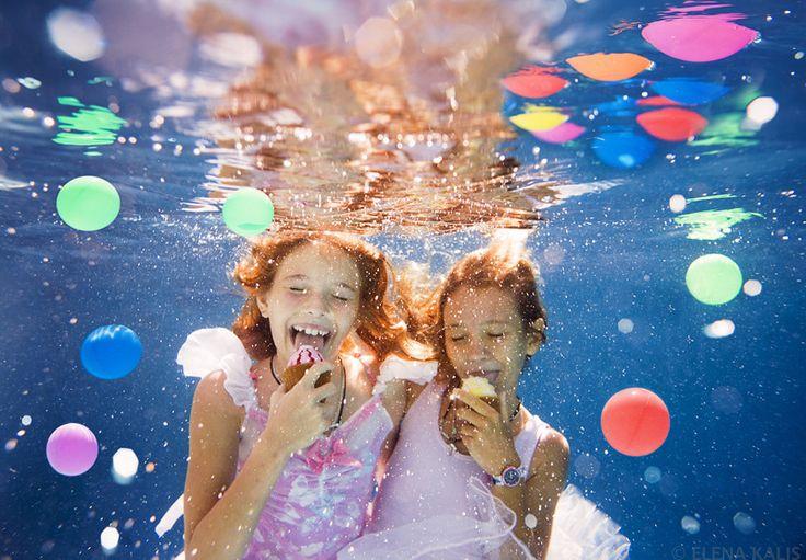 Portfolio - Conceptual and Fashion Underwater Photography