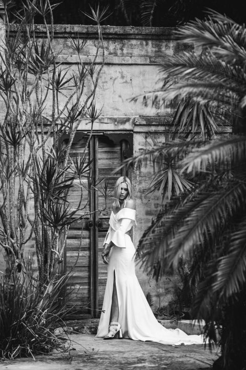 The LANE Real Weddings / A Chic Celebration in Byron Bay