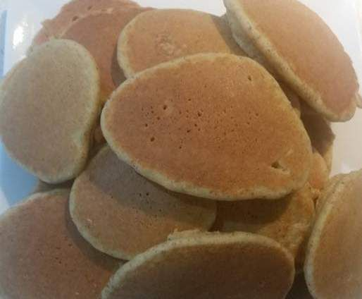 Recipe Perfect paleo pancakes/pikelets by My Thermie Journey 2 - Recipe of category Basics