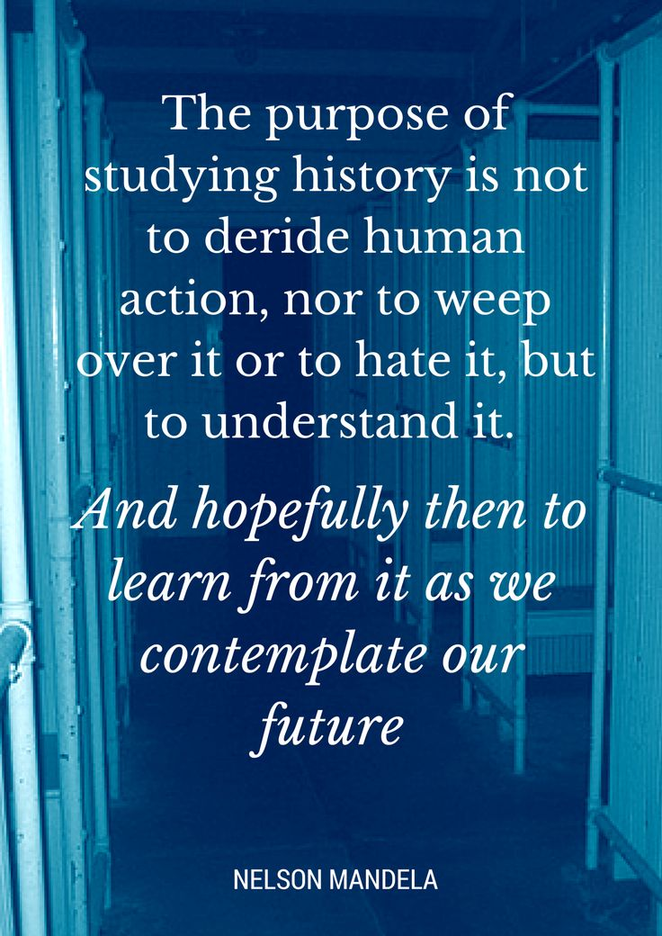 why should we study the past Why our students study literature  plot-lines and tropes reveal who we are as humans humanity is a complicated thing, and requires an infinite amount of words to .