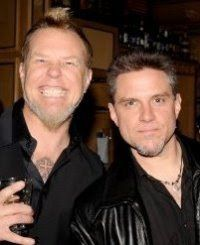 ~HETFIELD HANGIN' WITH ORIGINAL BASSIST RON MCGOVNEY~