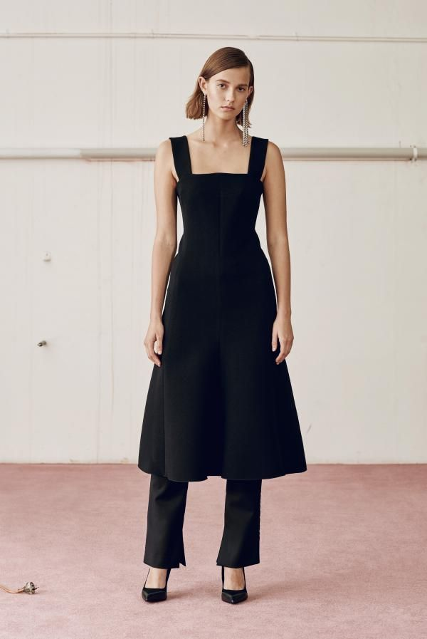 The Ono Fit and Flare Dress by CAMILLA AND MARC from their Autumn/Winter 2017 Collection.