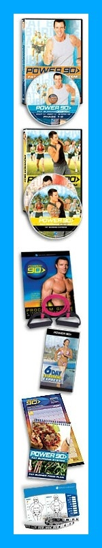 Power 90 In-Home-Boot Camp!  Fat burning and total-body sculpting focused on abs, thighs, and upper body with trainer Tony Horton. Total body Transformation in 90 Days! $59.85  http://santofitlife.com/fitness/power-90-inhome-boot-camp/