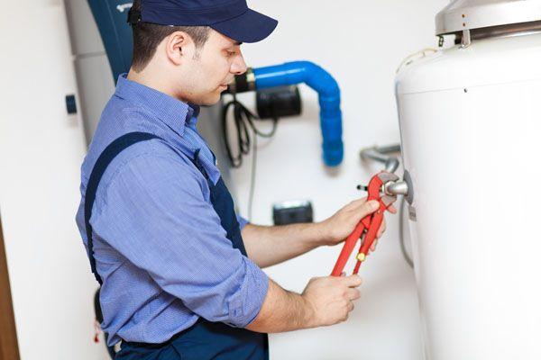 hot water repair and maintenance