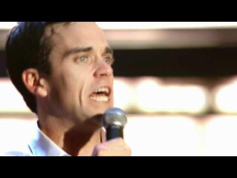 Robbie Williams - My Way [HD] Live At Royal Albert Hall, Kensington, London - 2001 - YouTube