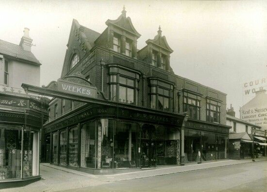 Weekes Grove Hill Road C1911 Old Tunbridge Wells Photos Pinterest Tunbridge Wells And Wells