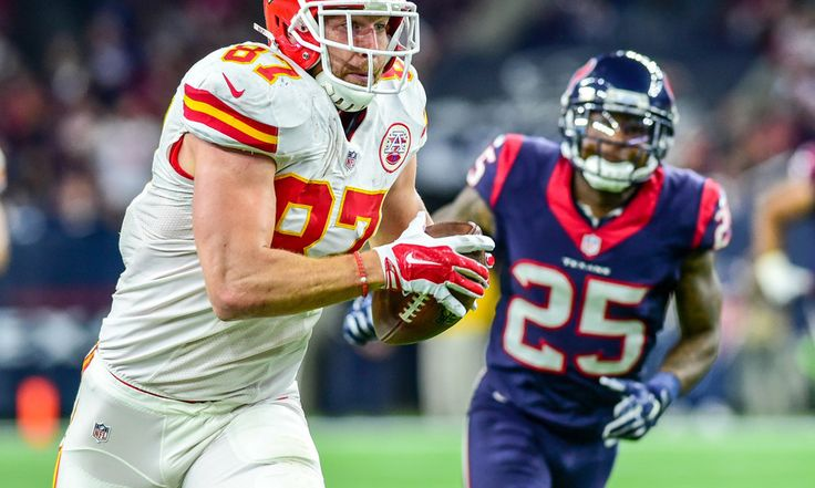 Fantasy owners shouldn't reach for Travis Kelce = A year after fantasy football players fell in love with the Kansas City Chiefs' Travis Kelce, it appears that the same mistake is being made again in 2016. Entering last season's fantasy drafts, Kelce was.....