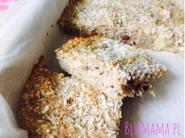 Ciasto śniadaniowe amarantus