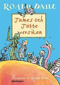 James och jättepersikan