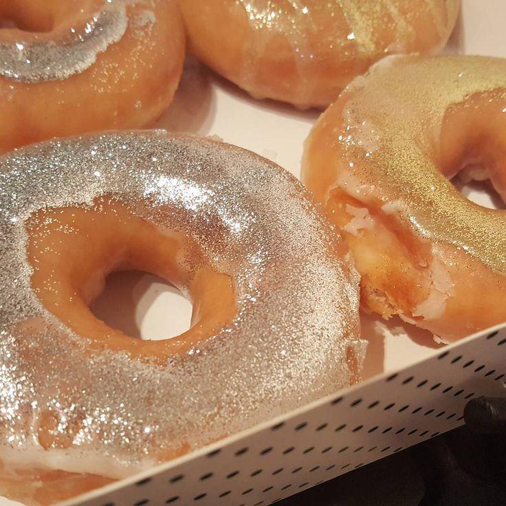 UK — Glitter Glazed |  International Krispy Kreme Doughnuts | POPSUGAR Food