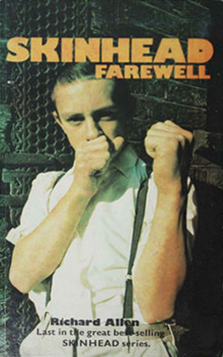 Skinhead Farewell: Richard Allen: 9780450019753: Amazon.com: Books #skinhead #JoeHawkins