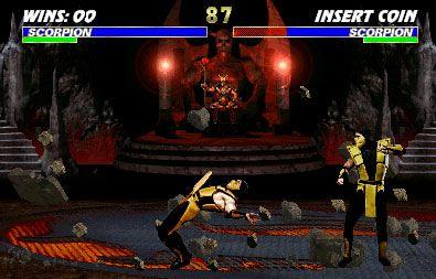 Ultimate Mortal Komb…