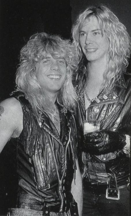 Steven Adler & Duff McKagan | Idols of The past ...