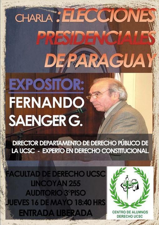 Elecciones Presidenciales de Paraguay