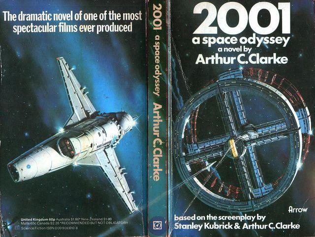 A literary analysis of 2001 space odyssey by arthur clarke