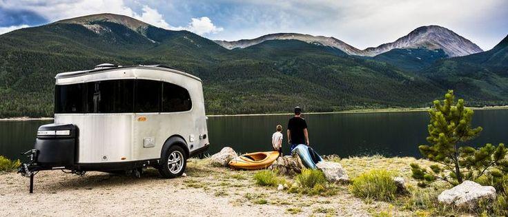 Современные мини-фургоны для кемпинга : воздушный поток бейскемп