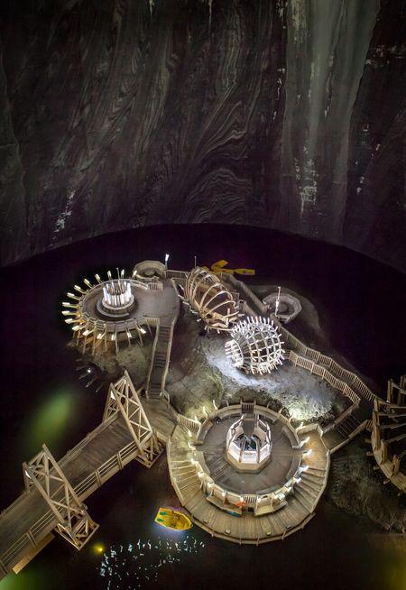 Lake of Terezia Mine. Turda, Romania Photo by Nora de Angelli - www.noraphotos.com -- National Geographic Your Shot