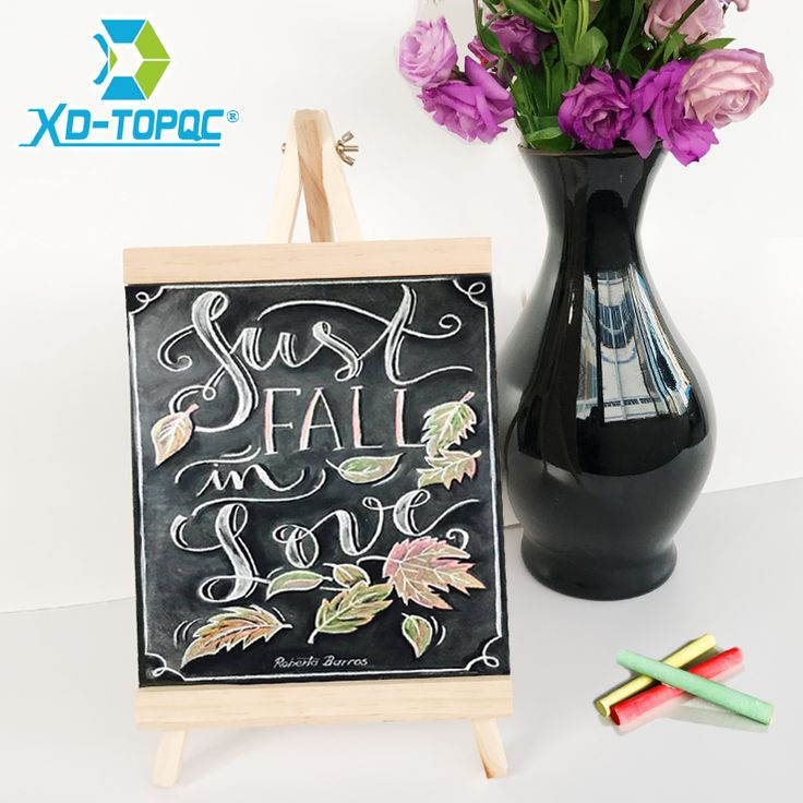 gallery of xindi cm mdf desktop bulletin blackboard new pine wood easel chalk board kids wooden. Black Bedroom Furniture Sets. Home Design Ideas
