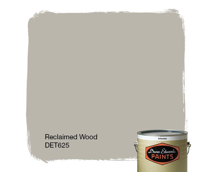 Dunn edwards paints paint color reclaimed wood det625 for Dunn edwards paints colors